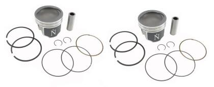 2 Namura Size A Piston Kits Polaris 700 Sportsman & Ranger