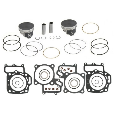 .040 Over Bore Pistons & Gasket Kit 2006-2013 Kawasaki