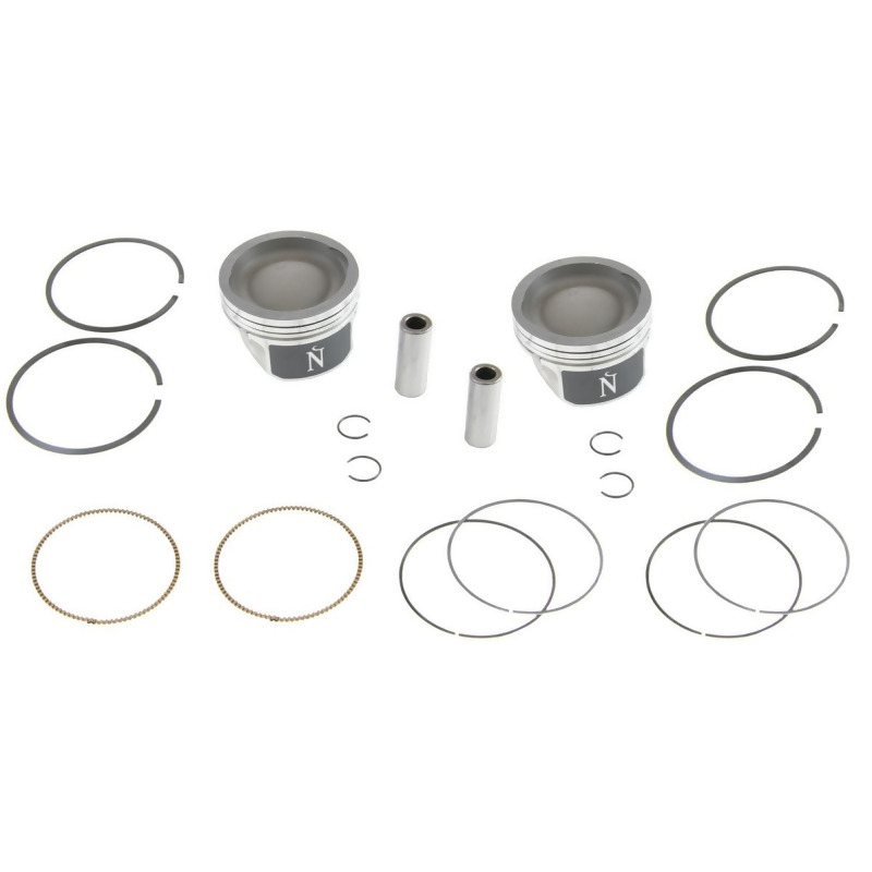 2 Namura Size B Piston Kits Polaris non-HO 800 ATV UTV