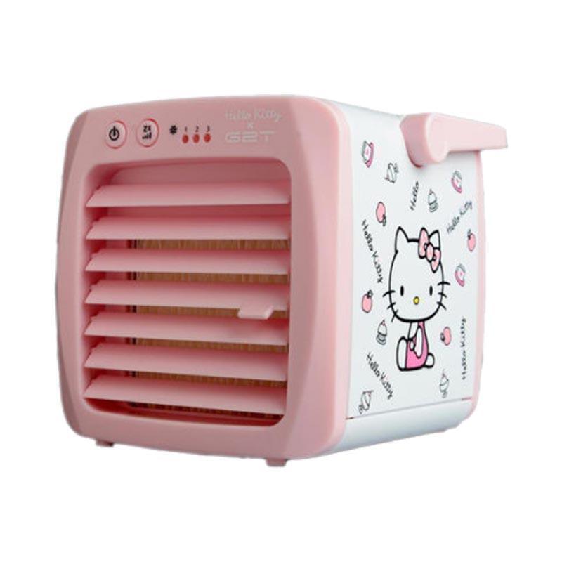 G2T ICE 可攜式負離子微型冷氣機 臺灣品牌 平行進口 HelloKitty版 from Suchprice 優價網 [網上商店] at SHOP.COM HK