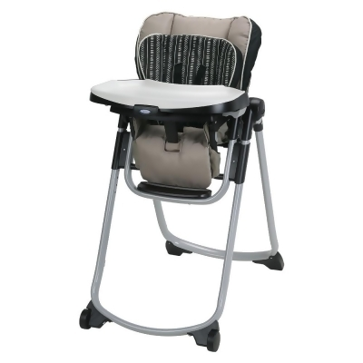 graco slim fold high chair childrens desk and set india spaces amari from target at shop com
