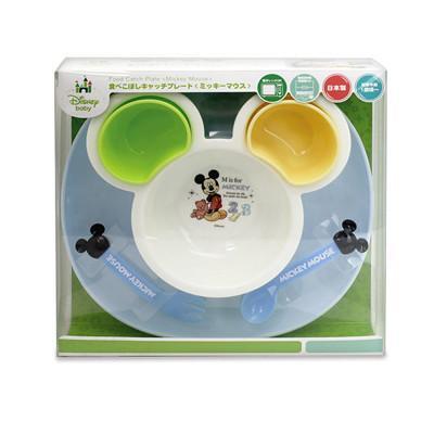 日本 迪士尼 Disney米奇6件式餐具組 from 松果購物 at SHOP.COM TW
