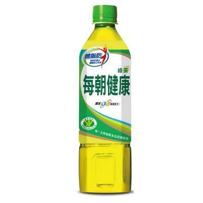 每朝健康 綠茶 650mlx24入/箱 from 松果購物 at SHOP.COM TW