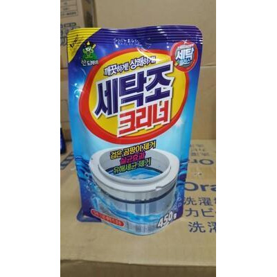 韓國 山鬼怪 洗衣機清潔粉 450g from 松果購物 at SHOP.COM TW