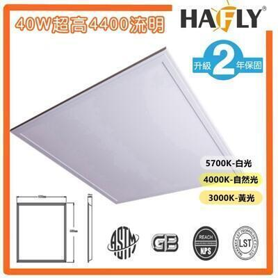 hafly 40w led 直下式發光 平板燈 面板燈 2年保固 from 松果購物 at SHOP.COM TW