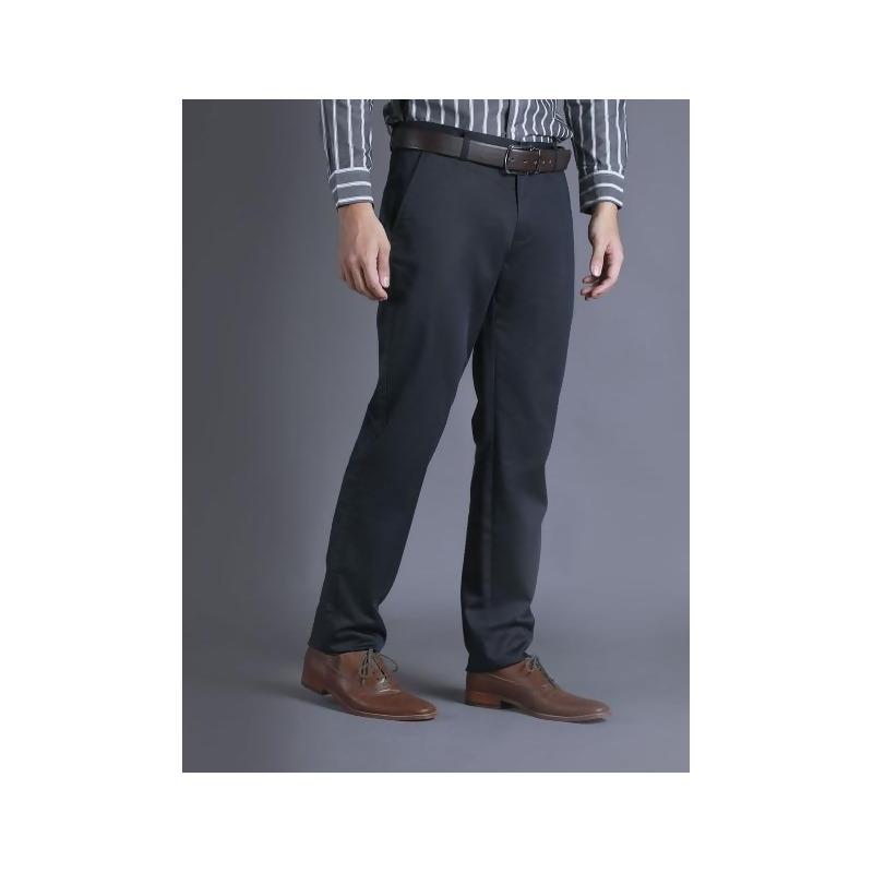 聚酯纖維混紡休閒褲 from 鱷魚恤有限公司 at SHOP.COM HK