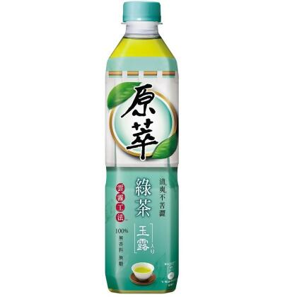 原萃綠茶玉露 Pet 580ml from 家樂福線上購物網 at SHOP.COM TW