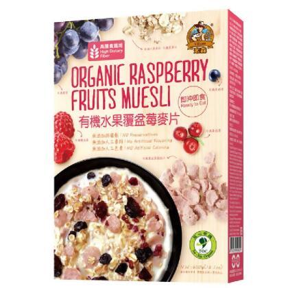 米森有機水果覆盆莓麥片 from 家樂福線上購物網 at SHOP.COM TW