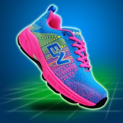 冠軍耐走鞋 ENRICH英立奇-AW58-12 飛織運動鞋(EU39) from 民視 消費高手shop17go at SHOP.COM TW