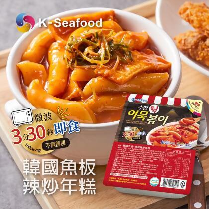 韓國水協- 魚板辣炒年糕 어묵떡볶이 300G from 韓英國際 at SHOP.COM TW