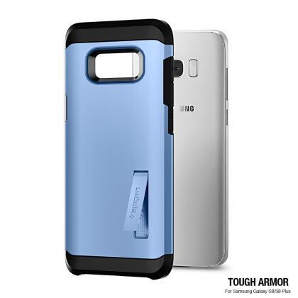 (活動品) Spigen Galaxy S8 / S8+ Tough Armor 美國軍規認證防震保護殼-S8-銅灰(565CS21641) from Spigen 臺灣官網旗艦店 at SHOP ...
