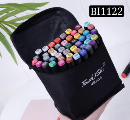 預購 48色油性雙頭麥克筆 BI1122 from 老闆的店 at SHOP.COM TW