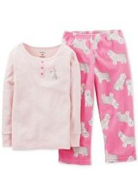Carter's Carter's Baby Girls' 2-Piece Dog Pajamas ...