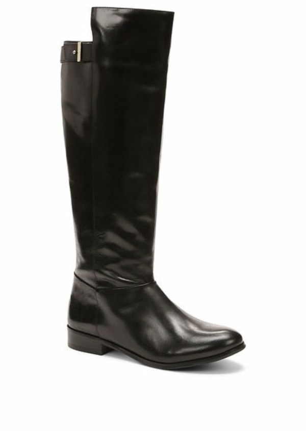 Ann Taylor River Leather Riding Boots Shoes