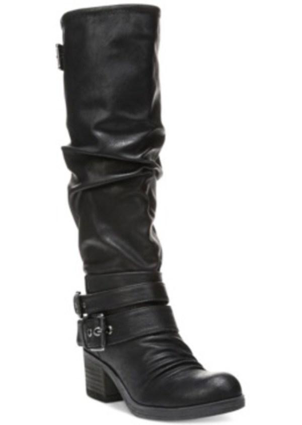 Carlos Santana Claudia Wide Calf Tall Boots Women' Shoes