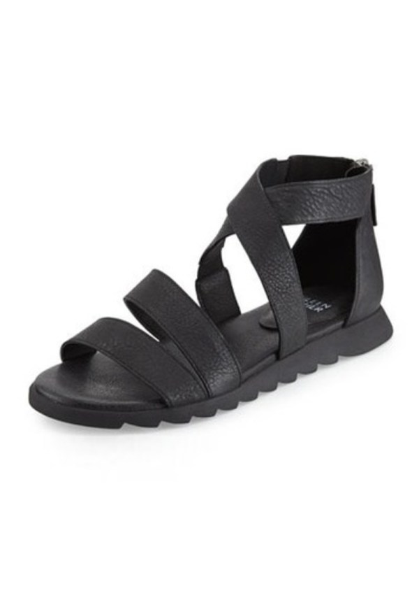 Eileen Fisher Zone Leather Multi-strap