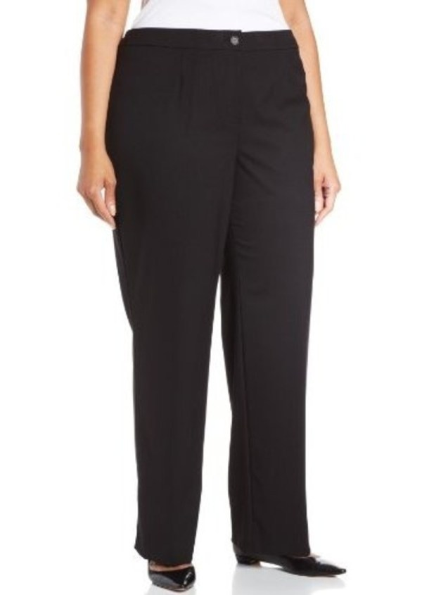 Jones York Women' -size Sloane Seasonless Stretch Classic Pant Casual