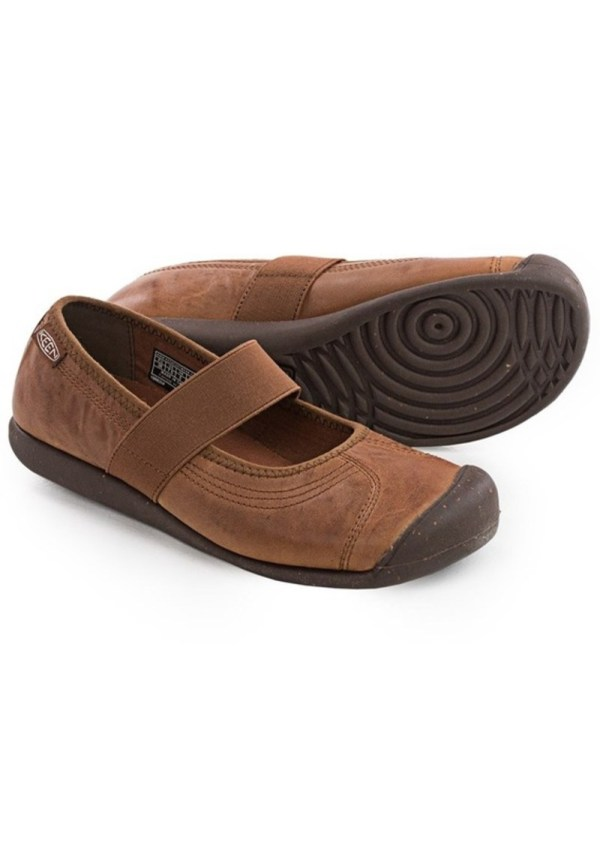 Keen Sienna Mary Jane Shoes - Leather Women