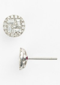 Roberto Coin Roberto Coin 'Tiny Treasures' Diamond Stud