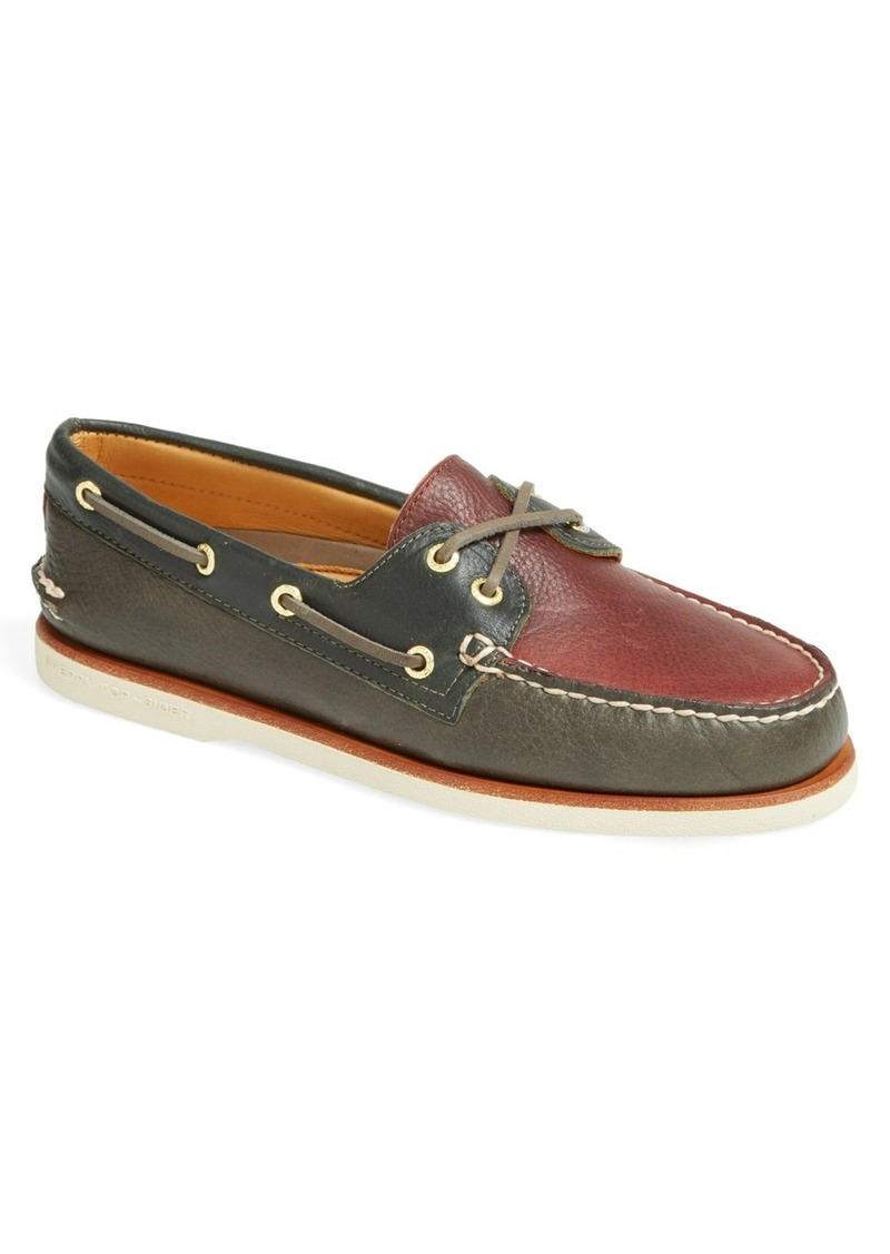 Sperry Top Sider 174 Ruby Boat Shoe Slippers Polyvore 28