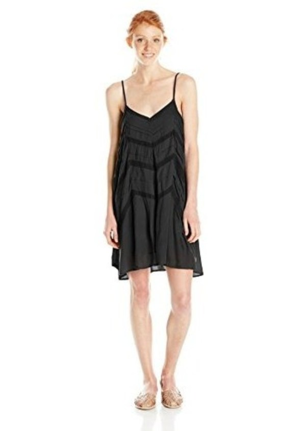 Volcom Junior' Straight Laced Cami Shift Dress Dresses