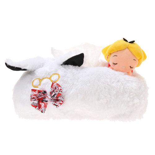 Disney Alice in Wonderland 愛麗絲夢遊仙境 Tissue Box Cover
