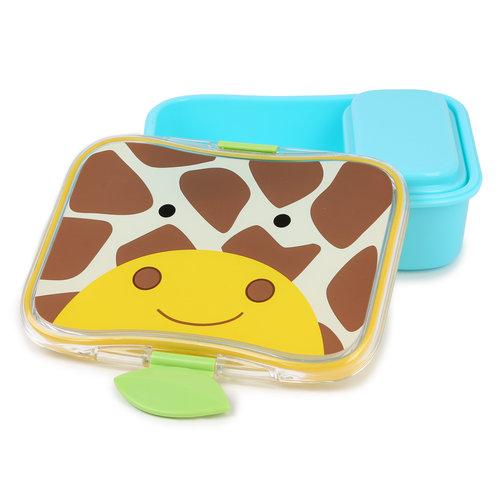 SKIP*HOP 可愛動物園午餐盒
