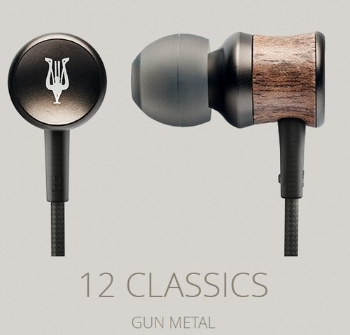 Meze 12 Classics 全新香港行貨代理保養 木質 動圈 In-Ear Headphone