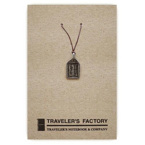 Traveler's Factory 黃銅吊飾