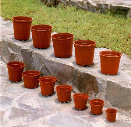 栽植盆5寸(5個入) 購買花盆花器