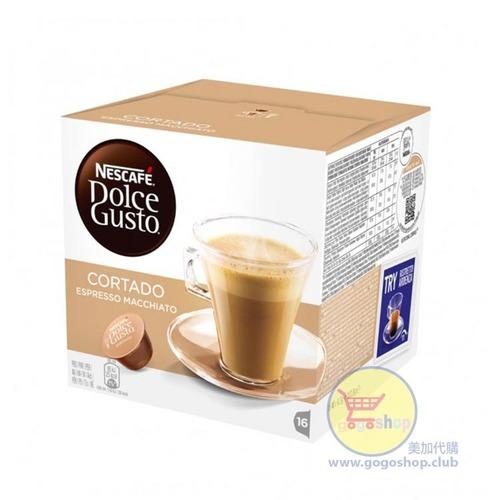 Nescafe Dolce Cortado 咖啡膠囊 (16 杯裝)