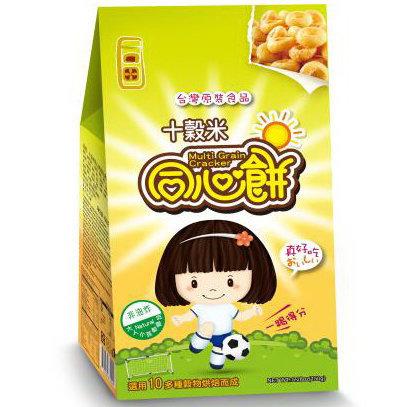 十榖米-同心餅 (原味口味) 150g (6包入)