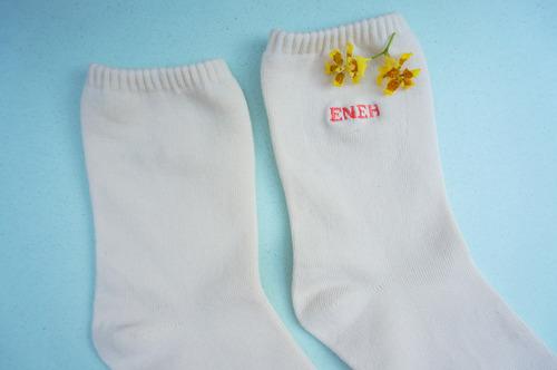 ENEH怡然自得有機棉 淑女襪 防滑脫 透氣吸汗 避免黴菌滋生 產生異味