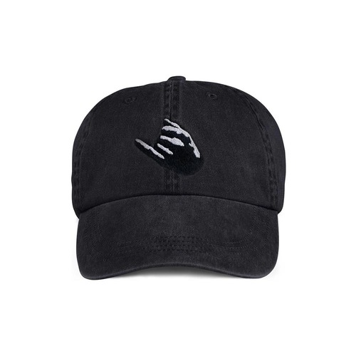 Polyphia 美國前衛金屬樂團 The Most Hated Black Dad Hat 專輯款黑色棒球帽