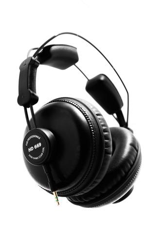 舒伯樂 Superlux HD669 HD-669 耳罩式耳機