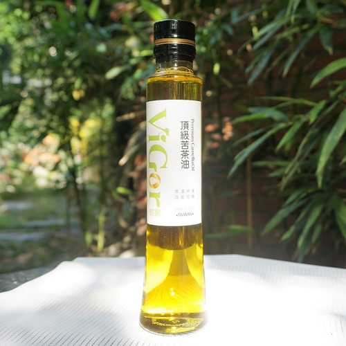 ViGor微果 頂級冷壓苦茶油200ml