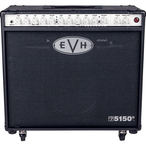 育典樂器| EVH 5150III 50W 1x12 Combo 電吉他音箱 黑色