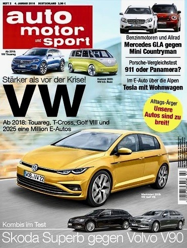 AUTO MOTOR UND SPORT 德國汽車雜誌