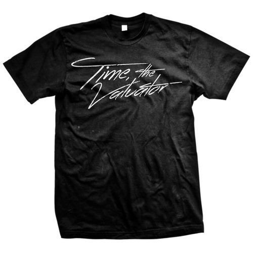 Time, the Valuator 德國前衛金屬核樂團 經典黑色短袖TEE