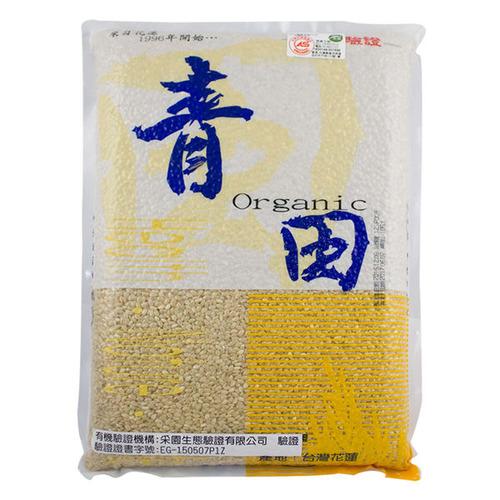 青田-有機胚芽米 3kg/包