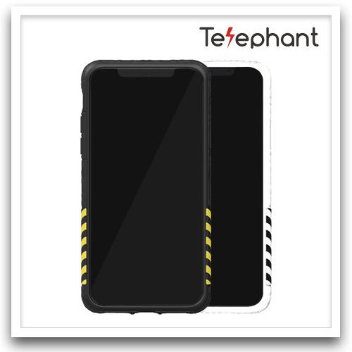 Telephant iPhone XR Telephant 工業風防摔手機殼