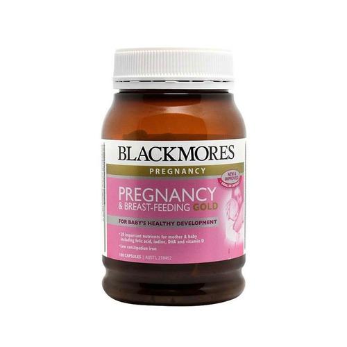 Blackmores 孕婦哺乳黃金營養素 180粒