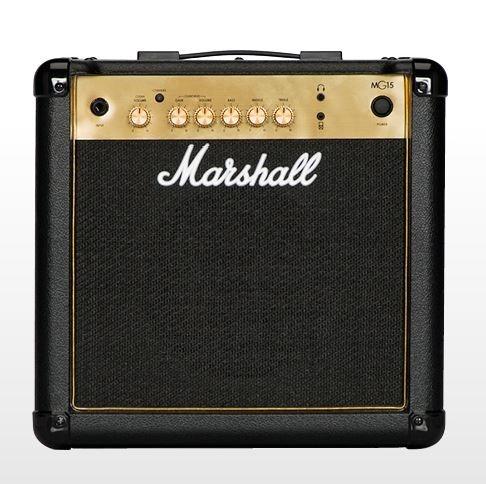 育典樂器│Marshall MG15電晶體電吉他音箱