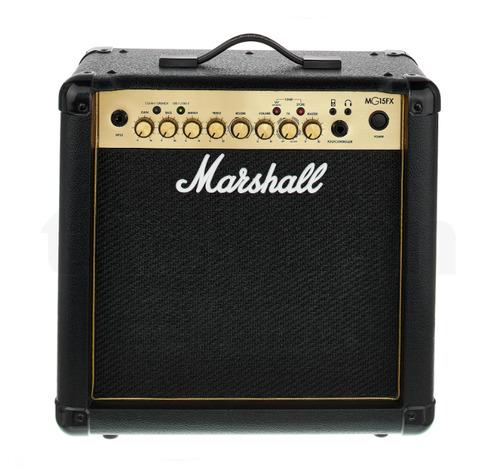 【又昇樂器 . 音響】Marshall MG15GFX 電吉他音箱 效果音箱