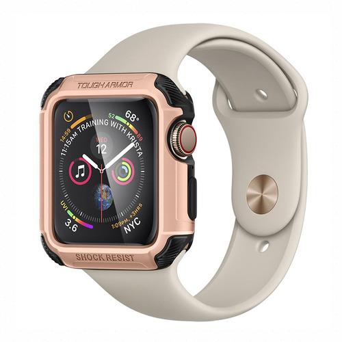 〈Spigen〉Apple Watch Series 4 (44mm) Tough Armor 防摔保護殼