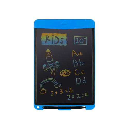 Green Board KIDS 10吋 彩色電紙板|彩色加粗筆觸 色彩豐富筆畫更清楚 - GOSHOP嚴選