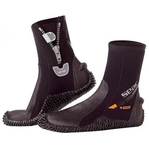 Seac Sub Basic HD Boots with Zip 5 mm 潛水靴 (登入會員即享優惠價錢)
