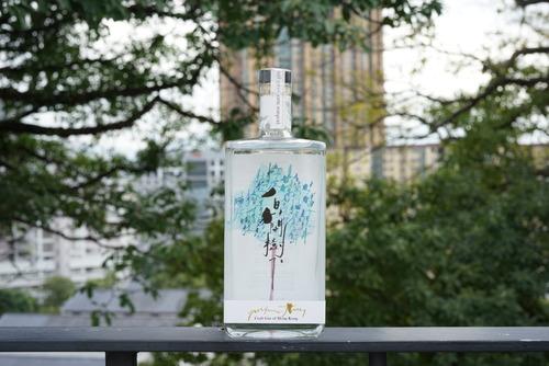 白蘭樹下- 香港人的Gin 酒 (立即購買)