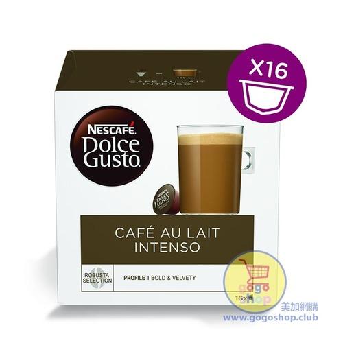 Nescafe Dolce Gusto 特濃牛奶咖啡膠囊 (16 杯裝)