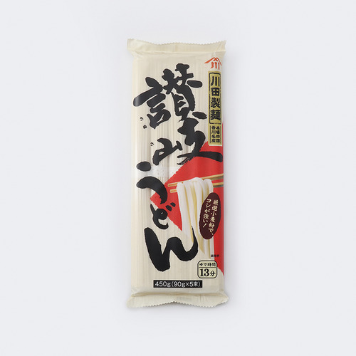 日清 川田製麵 讚歧烏龍麵450g